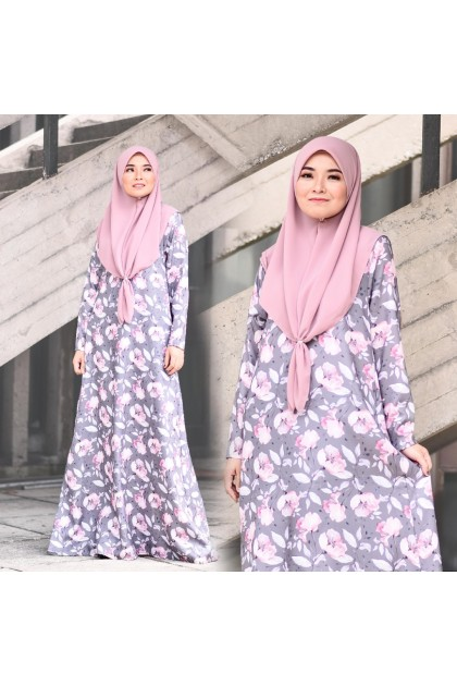 Airis Adha- Pink Flower